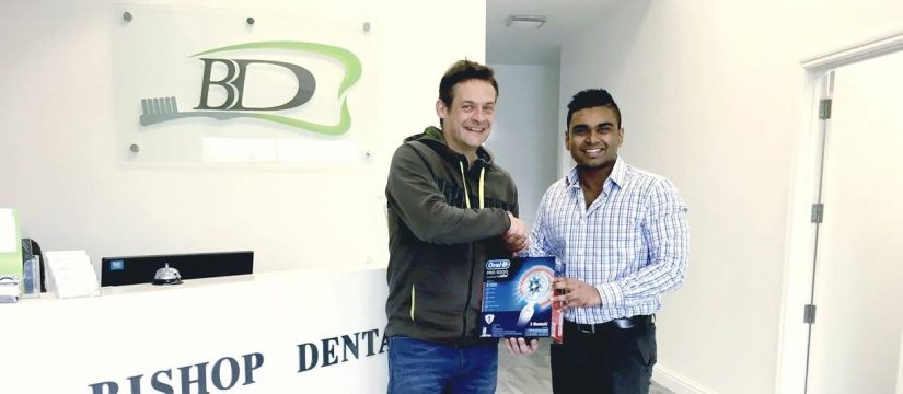 Bishop Dental Promotion Winner